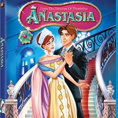 Anastasia Blu-Ray Just $5.00 (Reg $19.99) + Prime Shipping