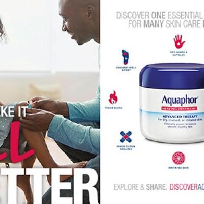 Dr. Oz: Aquaphor Giveaway