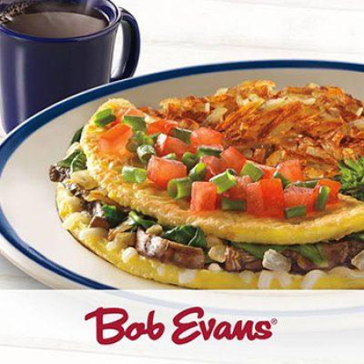 Bob Evans: BOGO Free Breakfast Entree