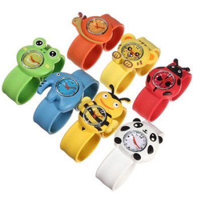 3D Cartoon Bendable Watch Just $4.59 + Free Shipping