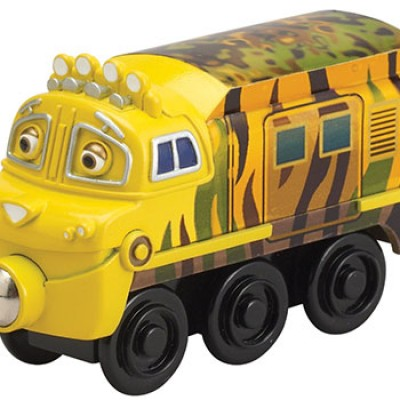 Chuggington Wooden Railway Mtambo Just $5.99 (Reg $12.99)