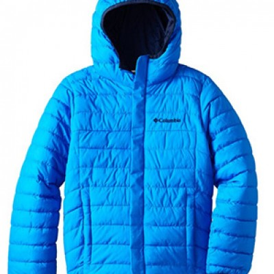 Columbia Big Boys' Powder Lite Puffer Jacket Only $46.16 (Reg $90.00)