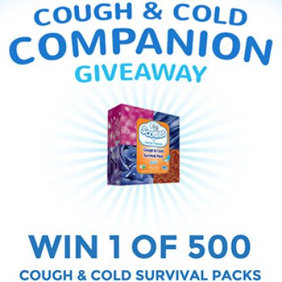 Scotties Cough & Cold Companion Giveaway
