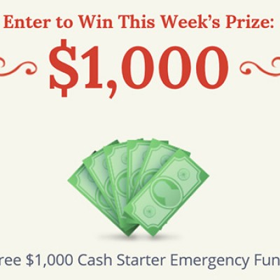 Dave's $100,000 Baby Steps Giveaway