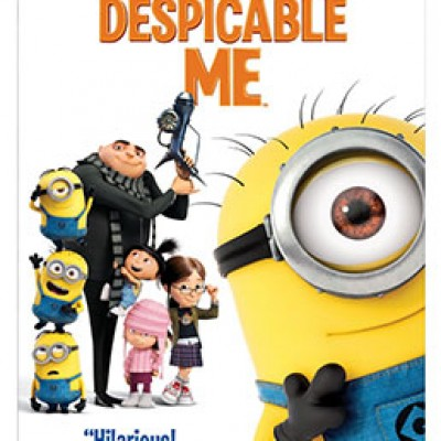 Despicable Me DVD For Just $5.99