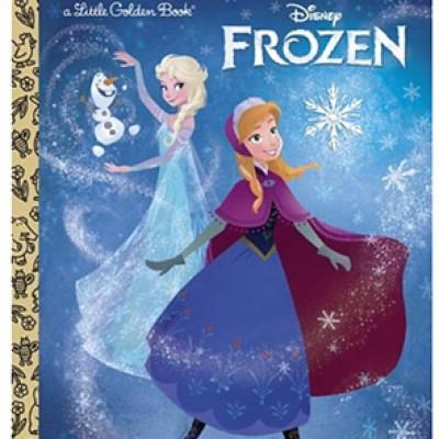 Disney Frozen Little Golden Book Just $2.17