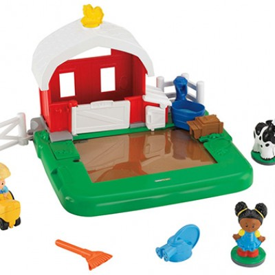 Fisher-Price Little People Apptivity Barnyard 50% Off