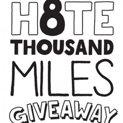 Spirit Airlines: H8te Thousand Miles Giveaway