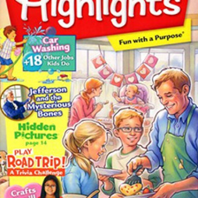 $5 Off Highlights Magazine Subscription