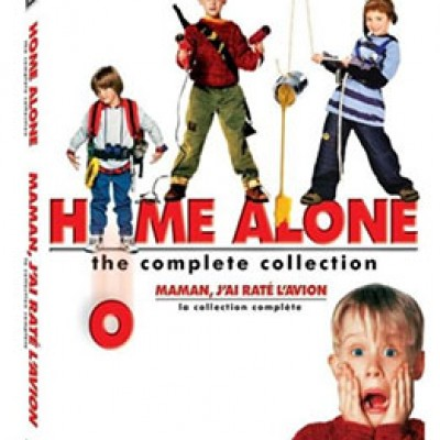Home Alone Complete Collection Only $8.00 (Reg $29.98)