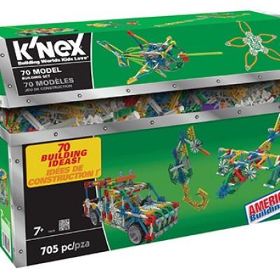 K'nex 70 Model Building Set Only $19.99 (Reg $44.99)