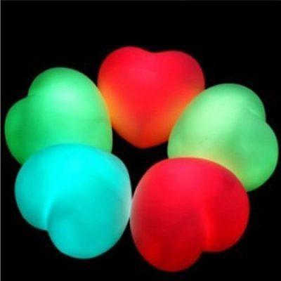 LED Hearts Decor Just $1.48 + Free Shipping