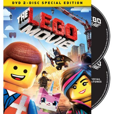 The LEGO Movie DVD Just $14.96 (Reg $28.98)