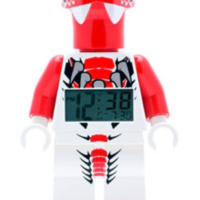 LEGO Ninjago Minifigure Clock Only $16.65 (Reg $29.99)