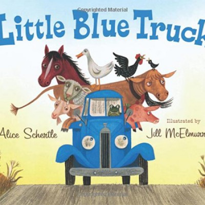 Little Blue Truck Board Book For Only $3.97 (Reg $6.99)
