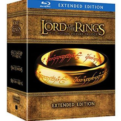 The Lord of the Rings: The Motion Picture Trilogy Blu-ray 75% Off For Only $29.99 (Reg $119.98)