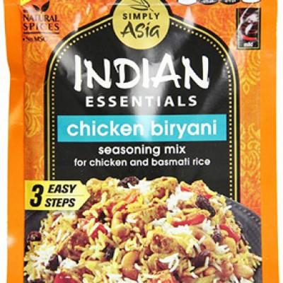 Free McCormick Indian Essentials Seasoning Samples