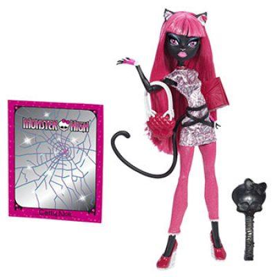 Monster High New Scaremester Catty Noir Doll Just $9.99 (Reg $19.99)