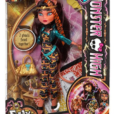Monster High Freaky Fusion Cleolei Doll Sale $14.99