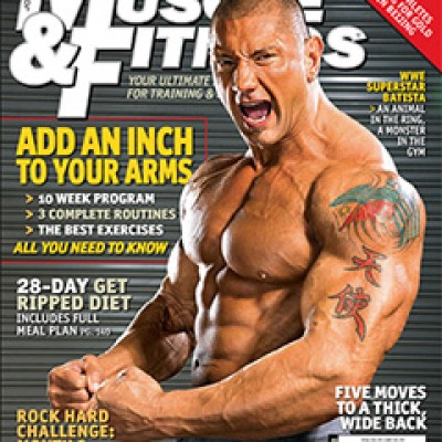 Free Muscle & Fitness Magazine Subscription