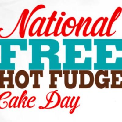 Shoney's: Free Hot Fudge Cake