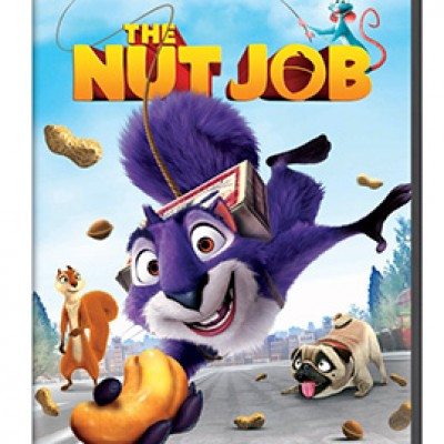 The Nut Job DVD Only $9.99