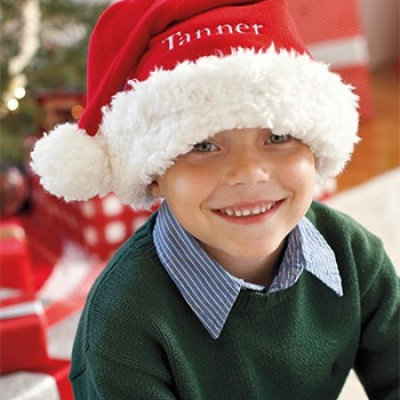 Pottery Barn Kids: Personalized Santa Hats As Low As $7