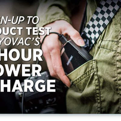 Rayovac 7-Hour Power Recharge Giveaway