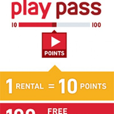 Redbox PlayPass: Free Movie Rentals
