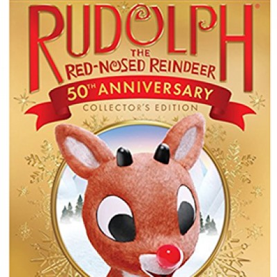 Rudolph the Red Nosed Reindeer: 50th Anniversary Blu-ray $9.96