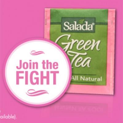Free Salada Green Tea Sample & Coupon
