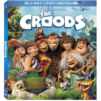 The Croods Blu-Ray Just $9.99
