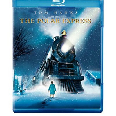 The Polar Express Blu-Ray Just $8.99 (Reg $24.98)