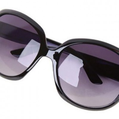 Vintage-Style Oversized Frame Sunglasses Just $2.59 + Free Shipping
