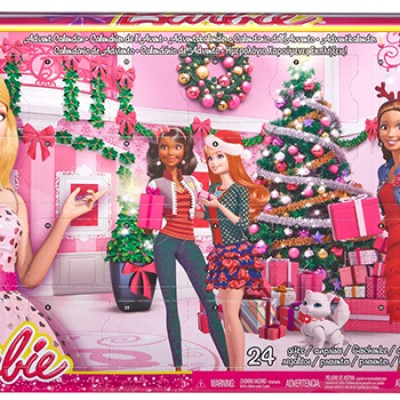 Barbie Advent Calendar Just $8.07