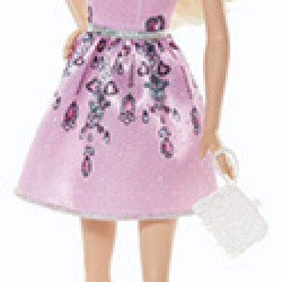 Fashionista Barbie Doll With Light Pink Dress Just $4.93