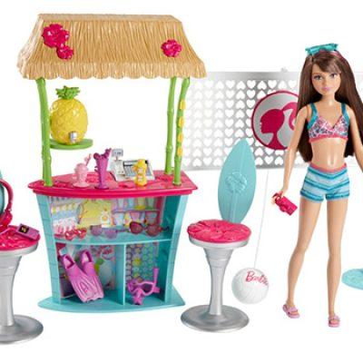 Barbie Sisters Skipper Doll and Tiki Hut Playset Just $13.50 (Reg $24.99)