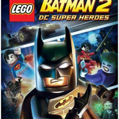 Lego Batman 2: DC Super Heroes For Wii U Only $14.80 (Reg $19.99)