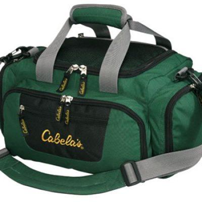 Cabela's Catch-All Gear Bag Only $9.99 (Reg $24.99)