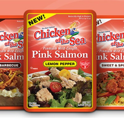Free Chicken Of The Sea Pink Salmon W/ Coupon