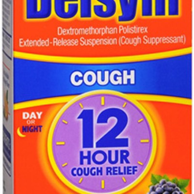 Free Delsym Cough Syrup After Rebate