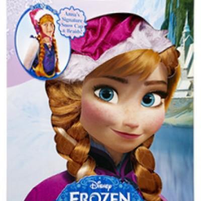 Amazon: Disney Frozen Anna's Snow Cap and Braids $8.57