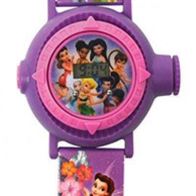 Staples: Disney Fairies Projection Watch Just $9.99 (Reg $19.99)