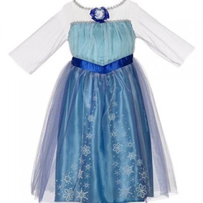 Disney Frozen Enchanting Dress Just $9.99 (Reg $19.99)