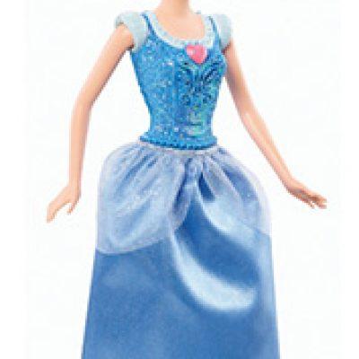 Disney Princess Sparkling Princess Cinderella Doll Only $5.30 (Reg $10.99)