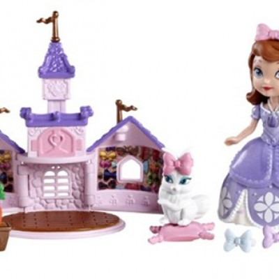 Disney Sofia the First Sofia and Bunny Playset Only $6.38