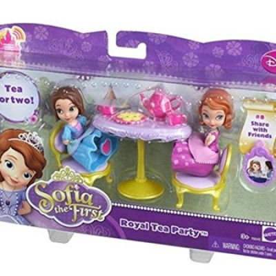 Disney Sofia The First Royal Tea Party Giftset Just $8.99 (Reg $12.99)