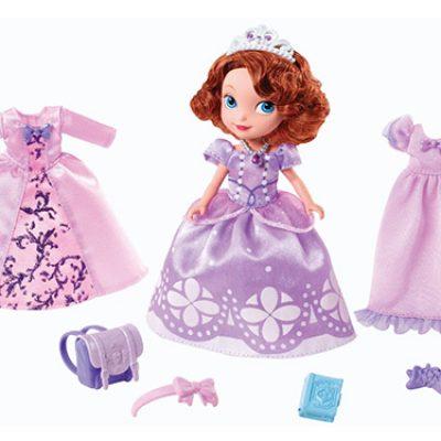 Disney Sofia The First Sofia's Royal Fashion Doll W/ Gown Just $8.79