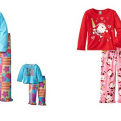Dollie & Me Girl's Pajamas Up To 70% Off