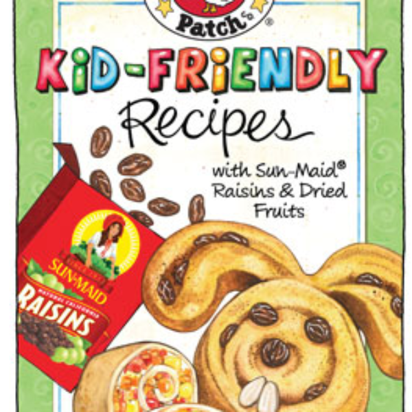 Free Cookbook: Gooseberry Patch Kid-Friendly Recipes